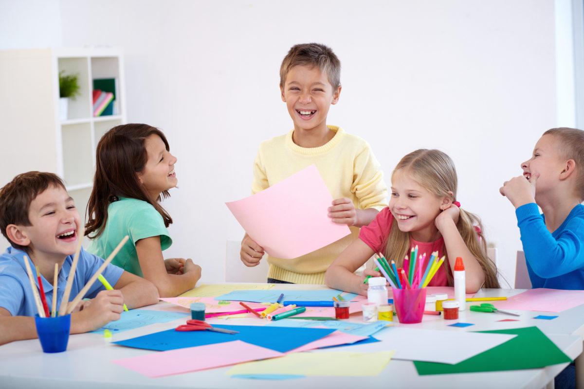Развивающие творческие клубы для детей