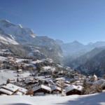 курорт в швейцарии
