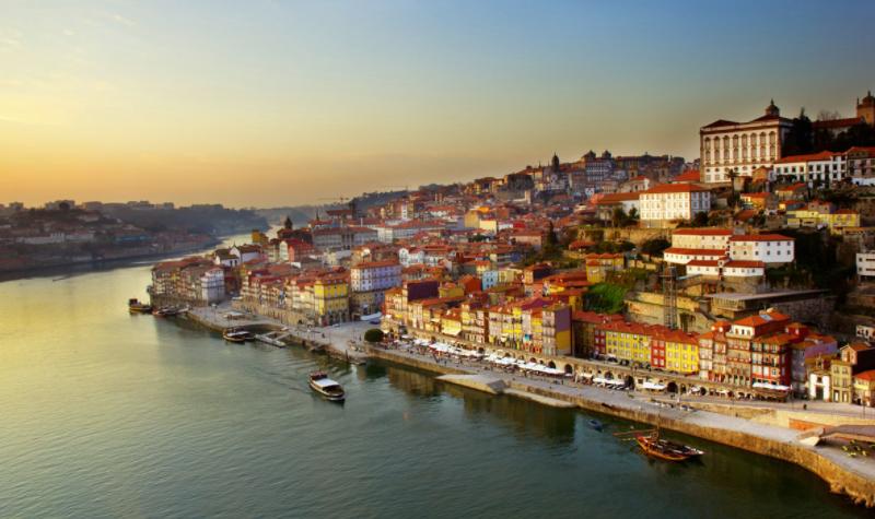 город Порту
