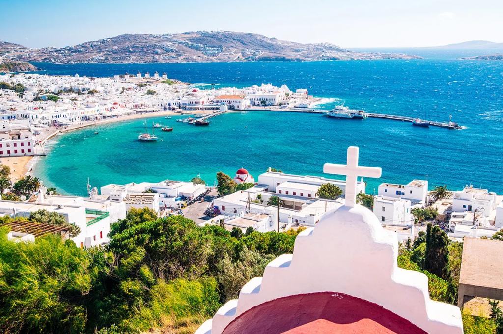 Трансфер в Греции: вопрос удобства или выкачка денег из туристов